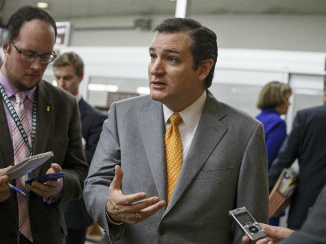 Report: GOP Establishment Ready to Wage War on Ted Cruz