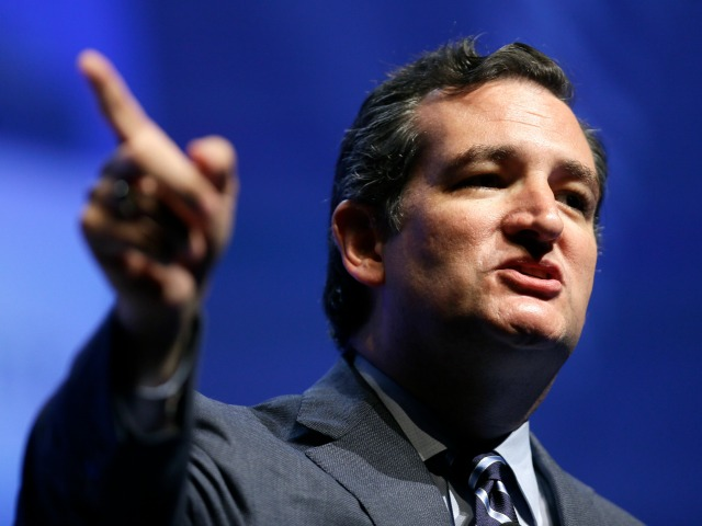Ted Cruz to House Republicans: Box Democrats In, Stop Executive Amnesty
