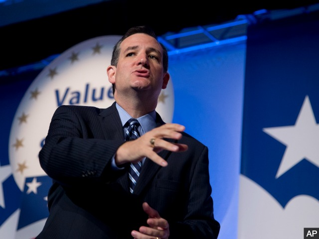 Ted Cruz to Introduce Constitutional Amendment Defending Traditional Marriage