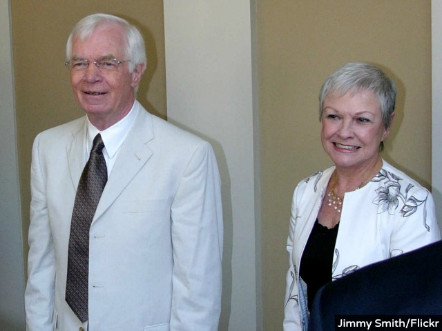 Thad Cochran's Executive Assistant Accompanied Him to 42 Countries on 33 Taxpayer-Funded Trips