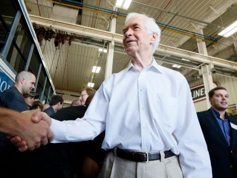 Black Democrats Seek Thad Cochran's Help After Runoff Win