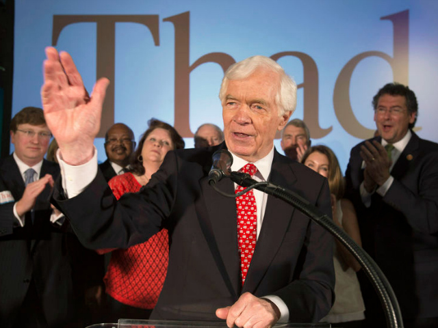 True The Vote Sues MS Secretary of State, GOP over Cochran's Alleged Voter Fraud