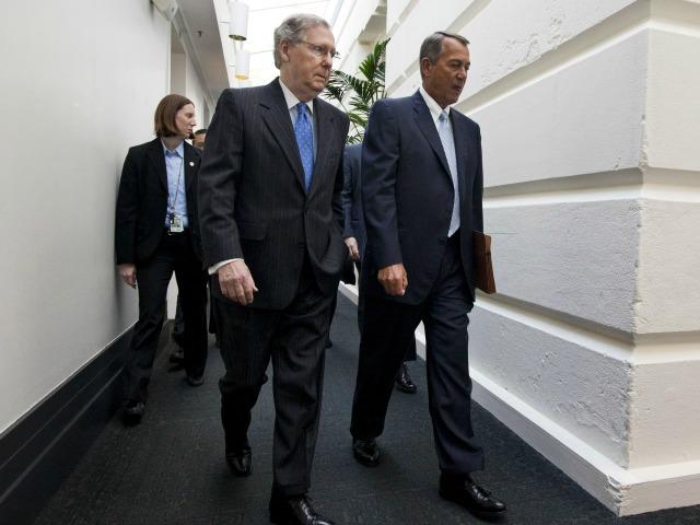 An Open Letter to Senator McConnell and Speaker Boehner