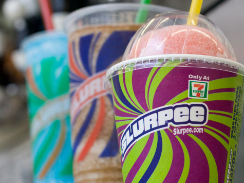 Burn Victim Douses Self with Slurpees at 7-Eleven