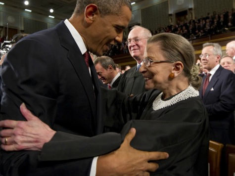 LA Times Calls for Ruth Bader Ginsburg to Retire Now to Ensure a Liberal Replacement