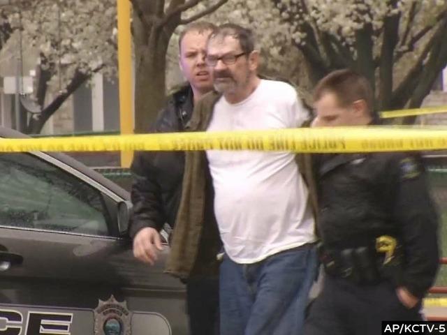 Law Enforcement: Suspected Jewish Center Gunman Went Around Background Checks