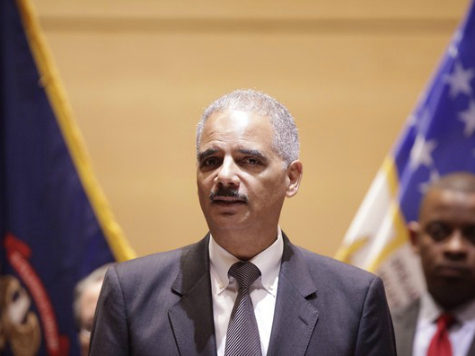 Eric Holder: I'm an Activist Attorney General and Proud of It