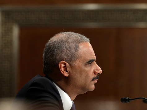 Eric Holder 'Deeply Concerned' About Deployment Of Military Equipment in Missouri