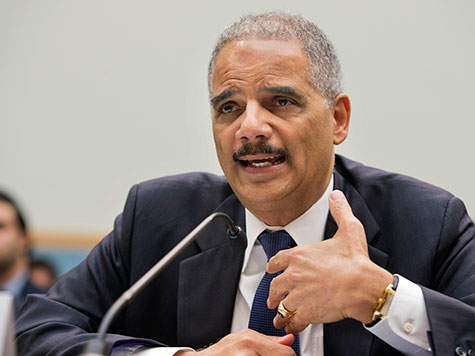 Holder Explodes at Louie Gohmert: 'You Don't Want to Go There, Buddy'