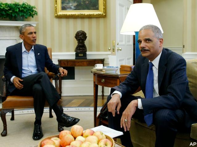 President Obama Sending Eric Holder to Ferguson for Michael Brown Death Investigation