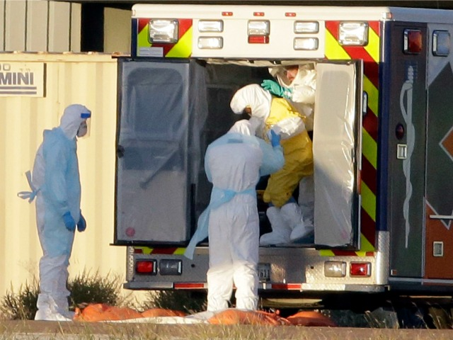 Two People Being Monitored for Ebola near Sacramento