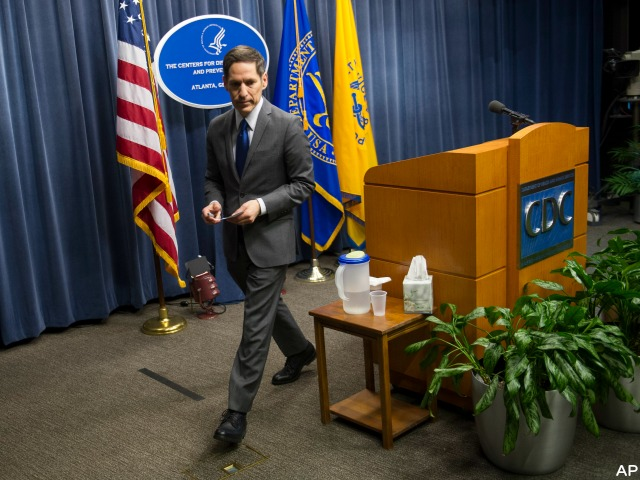 **Ebola Hearing Live Updates** CDC Director Dodges Question On Travel Ban Talks with White House