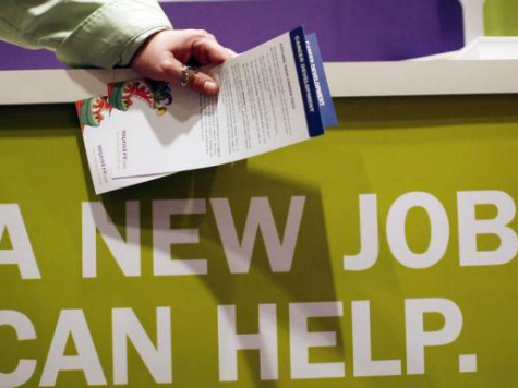 Economist: 100,000 Net Job Loss Since September