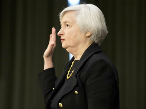 Washington & Wall Street: The Question Nobody Asked Janet Yellen
