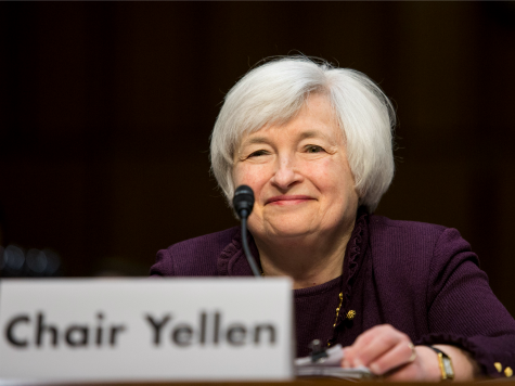 Fed Chair Janet Yellen Predicts Economy and Inflation to Rise