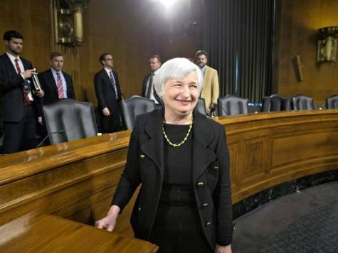 Washington & Wall Street: Janet Yellen's FOMC Puts U.S. on Path to Deflation