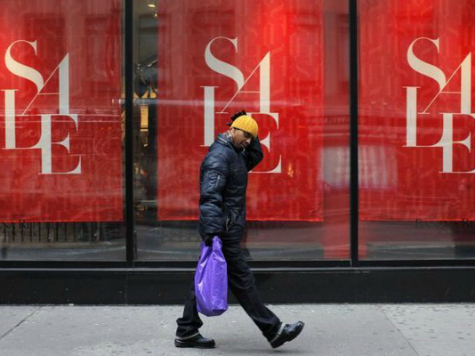 Retail Sales Are Still a Disaster