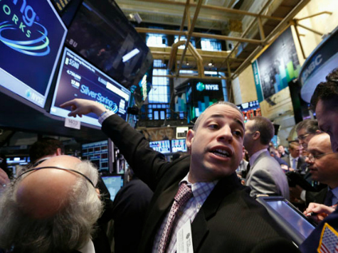 World View: Stocks Plunge Again, as Economy Spirals into Deflation