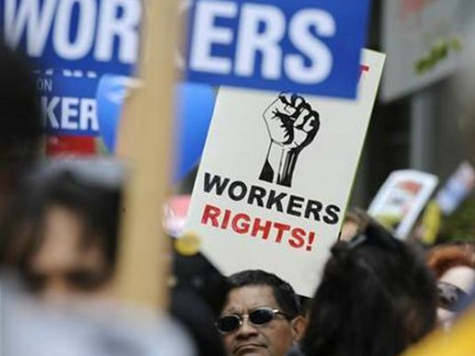 Ghost of Blagojevich Haunts Unions at Supreme Court