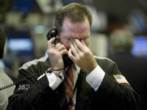 Dow Plunges 326 Points