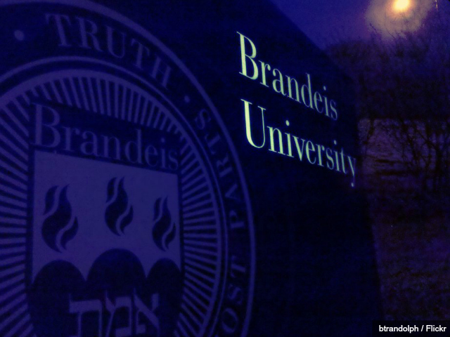EXCLUSIVE: Inside Brandeis University's Faculty Listserv