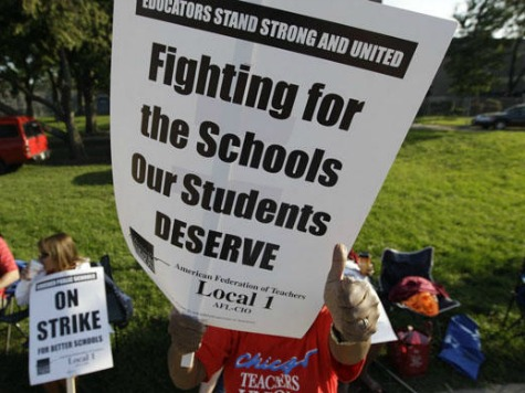 Teachers Union's Mixed Messages On Common Core Shows Weakness in Political Agenda