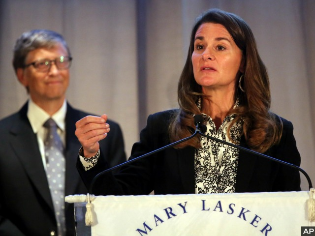 Bill and Melinda Gates Foundation Says It Will No Longer Fund Abortion