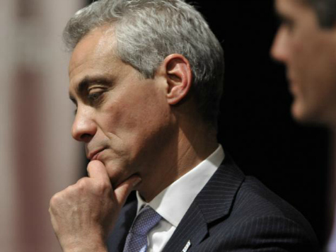 Real Clear Politics Co-Founder: Rahm Emanuel's Chicago a 'War Zone'