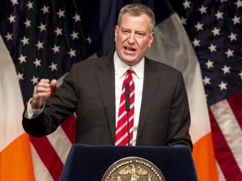 NY Mayor de Blasio Aide Scandal Highlights Growing Rift with NYPD