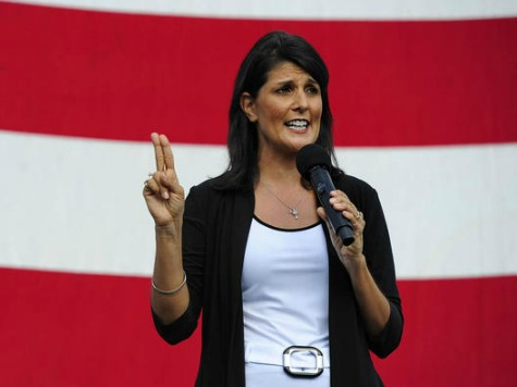 Former Connecticut Gun Company Finds Gov. Haley, South Carolina a Perfect Fit