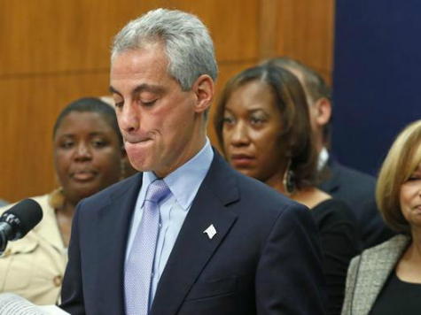 Chicago Mayor Rahm Emanuel Warns of Doubled Property Taxes to Fund Spiraling Pension Costs
