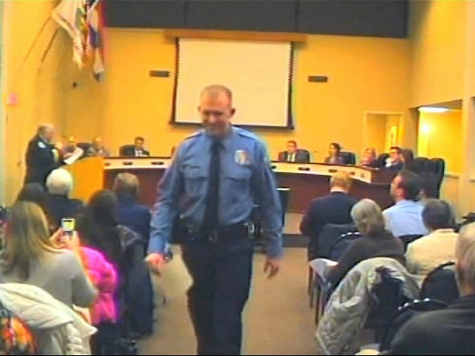 Report: Ferguson Cop Darren Wilson to Resign