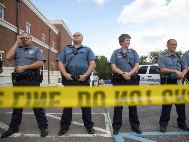 Authorities: Police Officer Shot in Ferguson