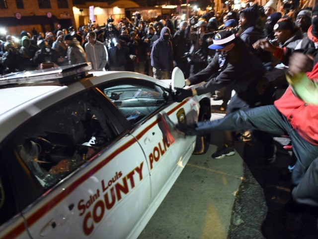 Ferguson Fallout: Riots Put 'Law and Order' at Top of GOP Agenda