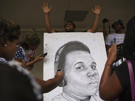 Teacher Makes Sixth-Graders Re-Enact the Death of Michael Brown