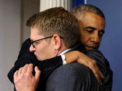 Obama Flack Jay Carney Joins CNN as Political Commentator