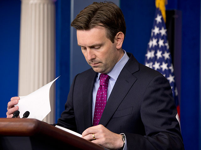 White House Insists Ebola Czar Ron Klain 'Very Hard At Work'
