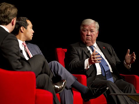 Haley Barbour Joins Democratic Rising Star To Boost Amnesty
