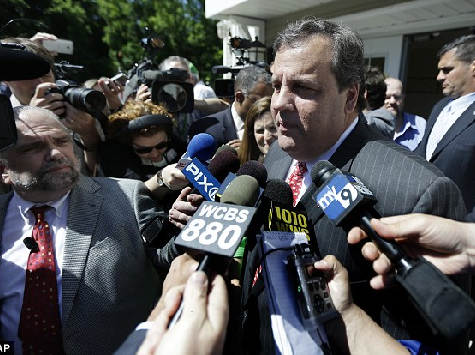 'Humiliated,' 'Heartbroken' Christie Apologizes for Bridge Scandal