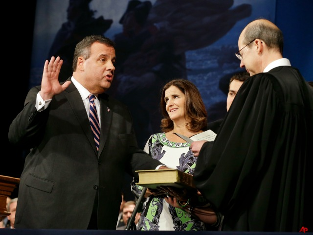 Christie's Inaugural Address: 'New Jersey Setting the Tone for an Entire Nation'