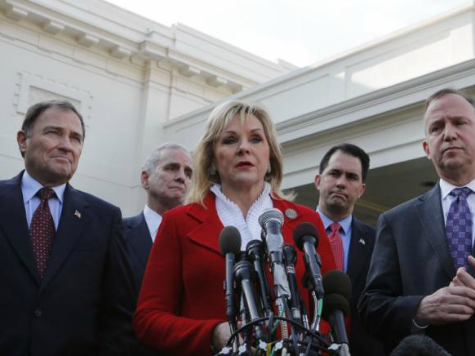 Oklahoma Gov. Mary Fallin Signs Bill to Repeal, Replace Common Core Standards