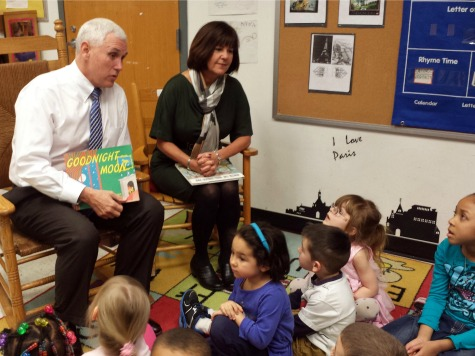 Indiana Unveils the Pence Index for Education Standards