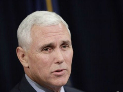 Indiana Gov. Mike Pence: 'Empowering Our States to Innovate' Will Yield Prosperity