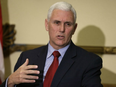 Pence: Obama Sent Illegal Aliens To Indiana Without Telling Me