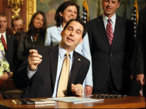 Gov Walker Signs Bills Broadening and Protecting Exercise of Gun Rights