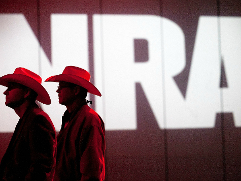NRA Supported Sharing Mental Health Data with NICS, Funds Not Appropriated