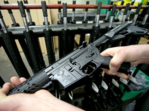 Federal Judge Upholds DC 'Assault Weapons' Ban, Gun Registration