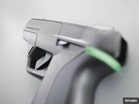 Armatix iP1 'Smart Gun' Only Chambered in .22LR, Costs $1,800