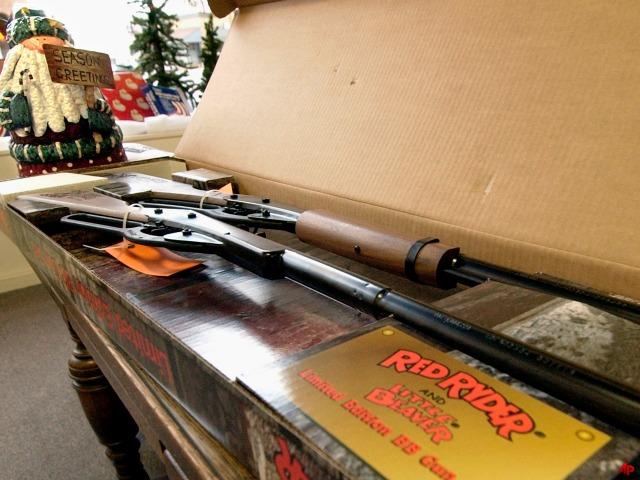 Dem Lawmaker to Ban BB Guns at Maine Schools