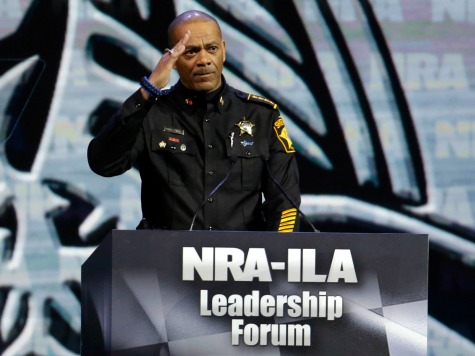 Milwaukee Sheriff to Justice Stevens: 'Keep Your Hands Off Our Guns, Dammit'